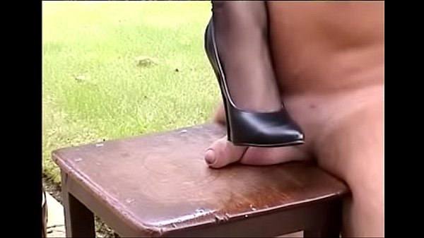 Heels, Stocking heels, Slaves, Mom stocking