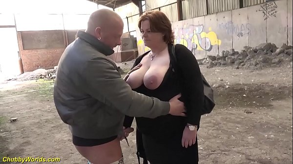 Bbw milf, Milf outdoor