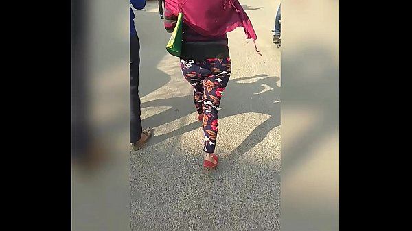 Walking, Indian ass