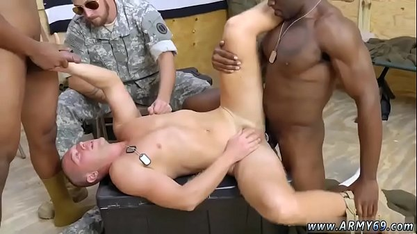 Military, Naked outdoor