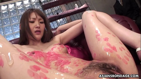 Candle, Asian cock