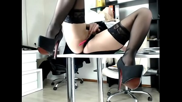 Heels, Stockings, Stocking, Secretary, Stocking heels, Mom stocking
