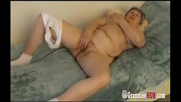 Granny, Granny masturbation, Big tit grannies
