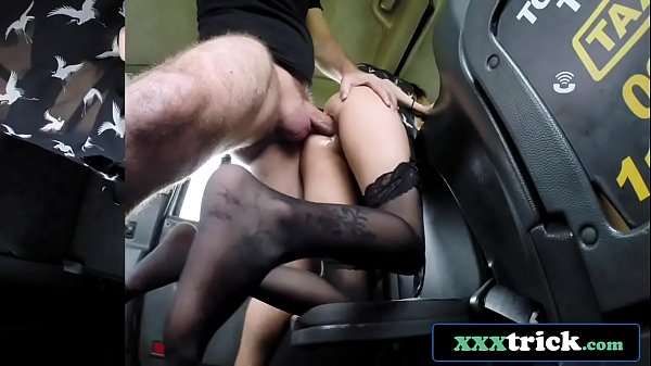 Taxi, Try anal