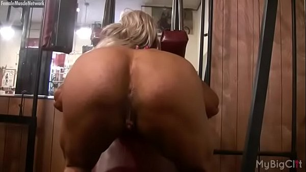 Gym, Bodybuilding, Bodybuilder, Female