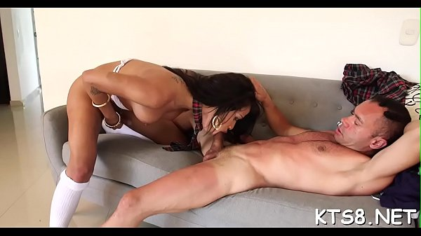Transsexual, Cock in mouth, Ass to mouth