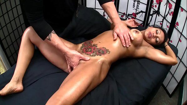 Asian, Asian massage
