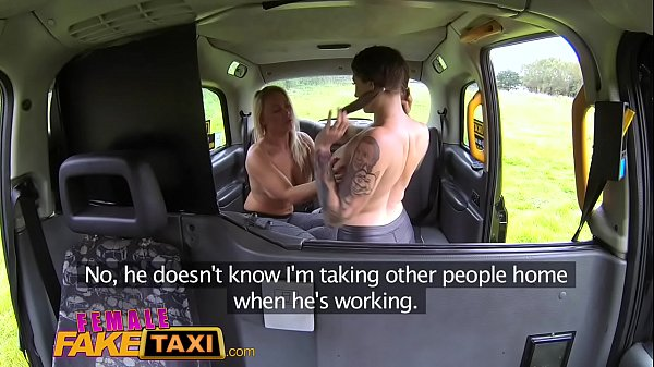 Fake taxi, Taxi, Blonde anal