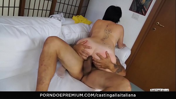 Casting anal, First anal, Anal casting, Romanian anal